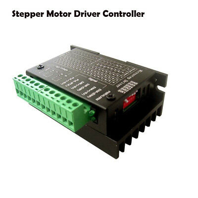 TB6600 Single Axis 4A Stepper Motor Driver Controller 9 ~ 40V Micro-Step CNC Hot