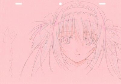 Anime Genga not Cel Queen's Blade #71