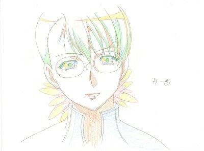 Anime Genga not Cel Queen's Blade #76