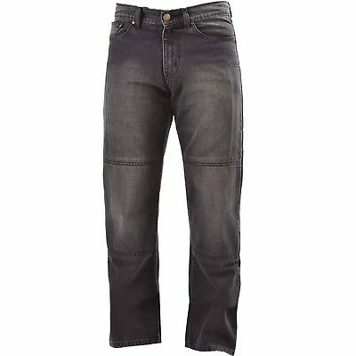 DIVALO® Motorbike Denim Slim Fit Mens Aramid Fabric Jeans DuPont® Kevlar® Line