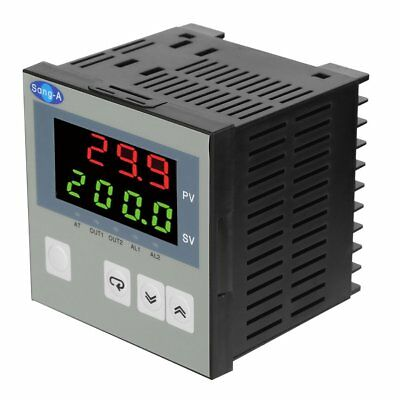 WK-01 Series 96*96mm Intelligent Temperature Controller PID Regulation LN