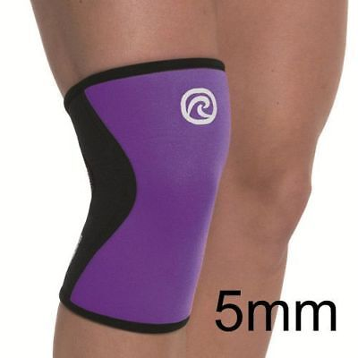 Rehband CrossFit Knee Support Core Line 7751W Injury Fitness Weightlifting