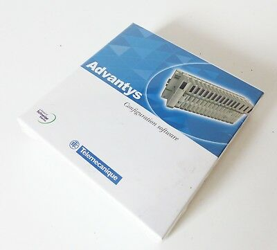 Telemecanique Schneider electric STBSPU1010 SV: 01.20 Config.-Software -sealed-