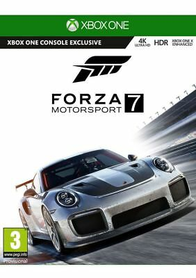 Forza Motorsport 7 Xbox One Brand New *Dispatched FROM Brisbane*