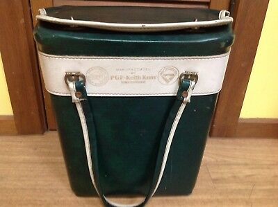 Vintage Golf Cooler Bag
