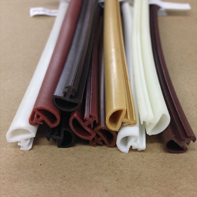 Extrusion PVC TPE Silicone Sealing Strips Door Frame Seal Weather Stripping B009