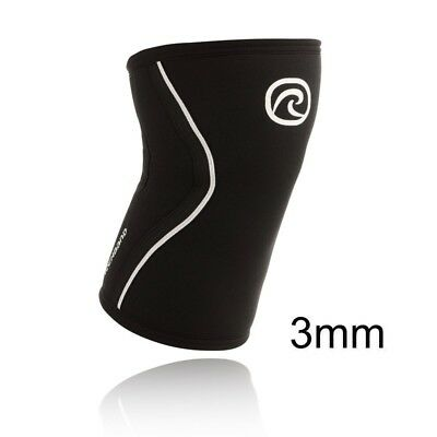 Rehband CrossFit Knee Support Rx Line 105206 Injury Fitness Weightlifting | 3mm