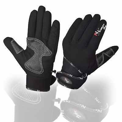 Motorcycle Motorbike Lightweight Spring Summer Gloves Black Spartan