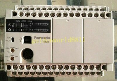 Panasonic Programmable controller AFPX-C40T-F FP-X C40T for industry use