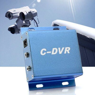 C-DVR Video Audio Recorder Support TF Card Motion Detection Plug and Play Lot LN