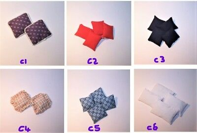 Cushions and Pillows for Doll House / Miniature