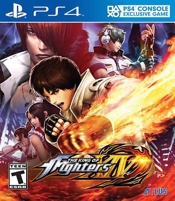 The King of Fighters XIV PS4 Playstation 4 Game Brand New in Stock