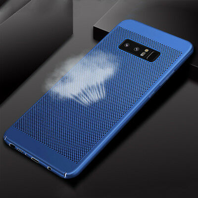For Samsung Galaxy Note 8 Case Luxury Ultra Slim Hard Matte Protective Cover