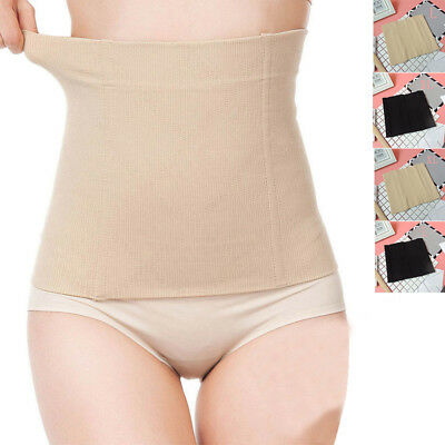 Gift Postpartum Baby Tummy Tuck Belt Body Slim Shaper Belly Recovery Band