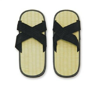 Zori Slippers X Shape Sandals Shoes Kung Fu Martial Arts Tatami Mat Zorri Home