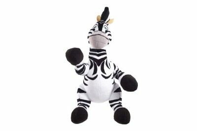 "New Madagascar 3 Official License Gift Quality 23cm 9"" Plush Toy - Marty the"