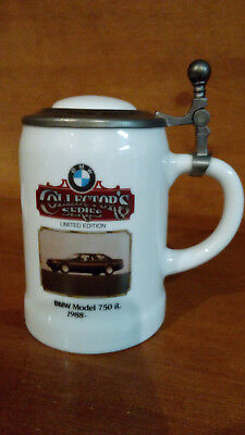 BMW Collector's Series Porcelain Beer Stein