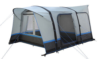 INFLATABLE DRIVE AWAY AIR AWNING with INNER TENT 180-240cm height driveaway