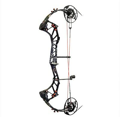 "NEW 2017 PSE EVOLVE 31 BOW 50-60# COUNTRY CAMO 24-1/2 to 30"" DRAW"