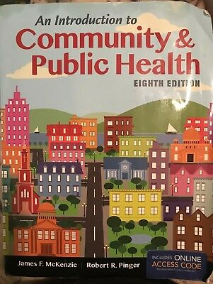 An introduction to community public health 9th edition 8500 an introduction to community health by james f mckenzie eighth edition fandeluxe Images