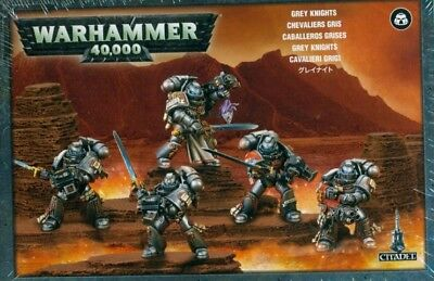 Warhammer 40,000 - Grey Knights
