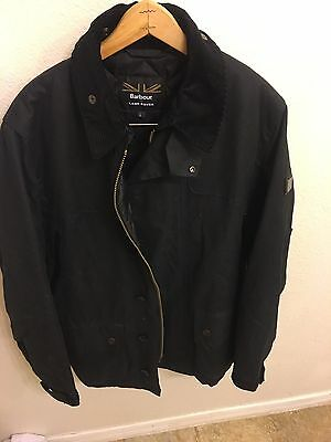 Men's Barbour Keenshaw Jacket Size L Retail For $695