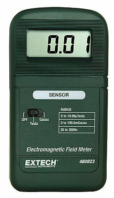 Extech Instruments 480823 Electromagnetic Field and Low Frequency Metre