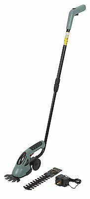 Kenley Cordless Lawn Hedge Trimmer Grass Shear with 2 x 7.2V 1300mAh Lithium-Ion
