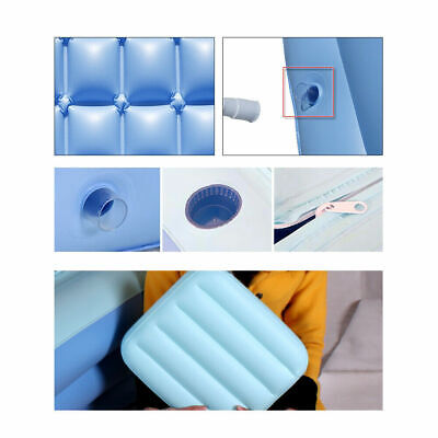 Adult Portable SPA Blowup Inflatable Bath Tub Home Indoor Air Pump Blow Up AU