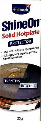 Hillmark Shine On Solid Hotplate Protector Restores and Protects