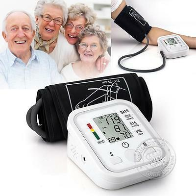 Upper Arm Blood Pressure Monitor Automatic Digital Intellisense 99 Memory AU