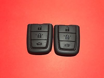 92245049 Genuine Holden 2 x Key Remote Buttons Repair WM Statesman + Caprice