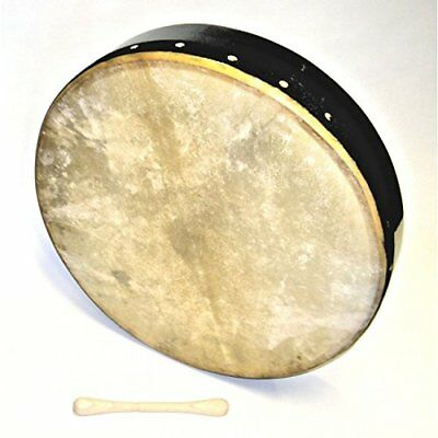 "Ferris 18"" Bodhran with Case & Beater"