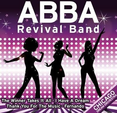 Abba Erfolge - 2 DISC SET - Abba Revival Band (2014, CD NUOVO)