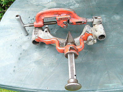 Part of Electric Ridgid Pipe Threader Please see all pictures for condition