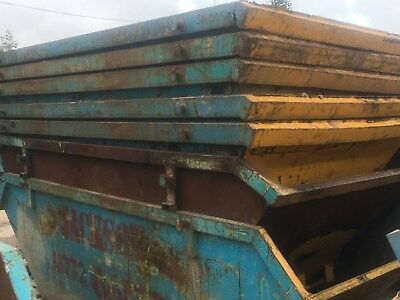 Used Skips, Builders, roro, enclosed, all different types