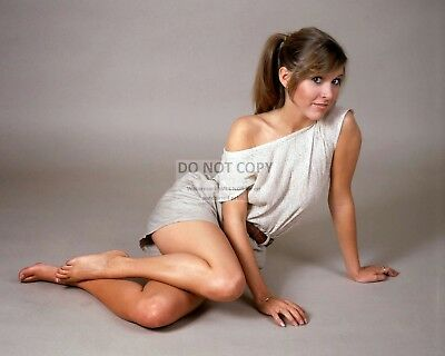 Actress Carrie Fisher Princess Leia Star Wars - 8X10 Publicity Photo (Fb-157)