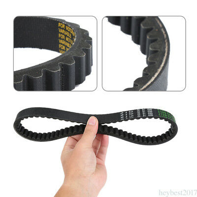 For GY6 49cc 50cc 669 18 30 Cogged Go Kart/Go Cart Drive Belt Racing Belt he17