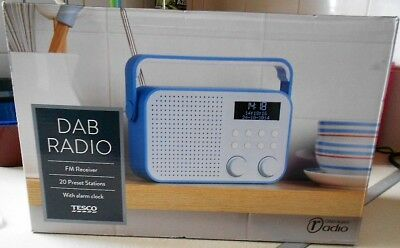 bush leather dab rds radio aubergine from the official argos shop on ebay picclick uk. Black Bedroom Furniture Sets. Home Design Ideas