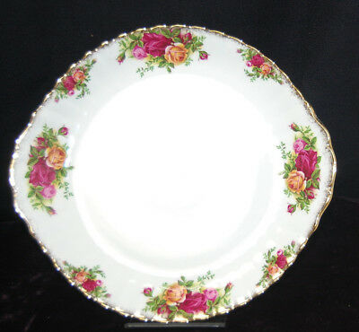 Royal Albert Old Country Roses - Handled Cake Plate / Serving Tray [S7843]