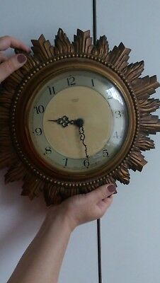 smith sectric clock