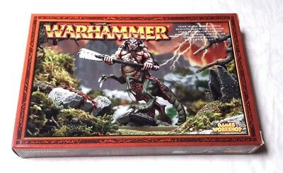 WARHAMMER FANTASY: Chaos Dragon Ogre Shaggoth Miniature METAL NEW NOT SEALED
