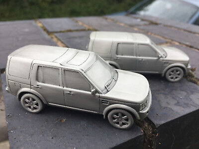 Discovery 3 Launch Edition Pewter Model Rare Land Rover 2 Available