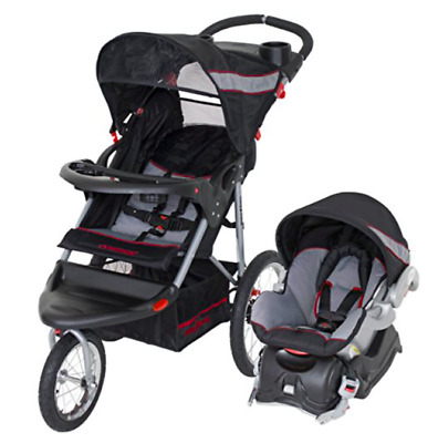 Safest Infant Baby Stroller Car Seat Combo Set Child Seats Jogger Strollers New