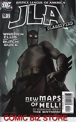 Jla: Classified #10 (2005) 1St Printing Dc Comics