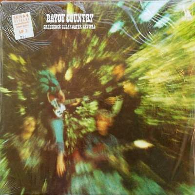 LP: Creedence Clearwater Revival - Bayou Country - Liberty - LBS 83261