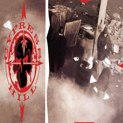 LP: Cypress Hill - Cypress Hill - Get On Down - GET51293CLEARLP