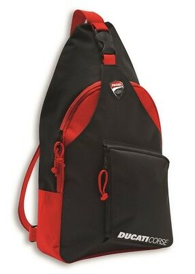 Ducati Corse Sketch Backpack Shoulder Bag Shoulder Bag NEW 2018