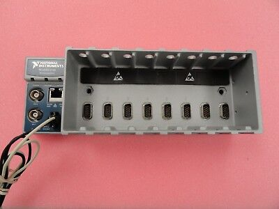 National Instruments NI cDAQ-9188, p/n 190672C-01L, 8 Slot