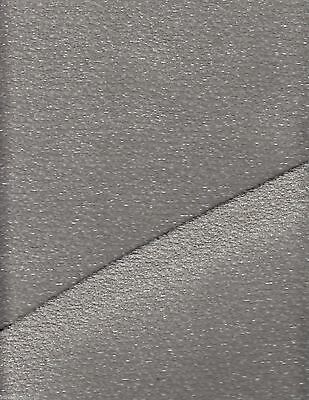 13.25 yds Ralph Lauren Upholstery Fabric Pratt Metallic Weave Dove Grey ET